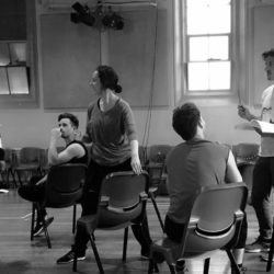 Dogfight Rehearsals