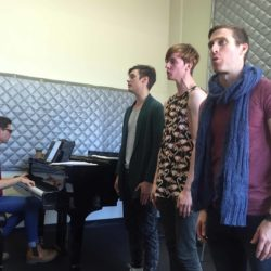 The Last 5 Queers Rehearsals