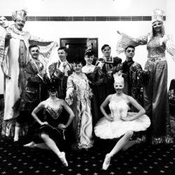 Masquerade Ball Performance Volunteers Australia