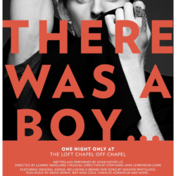 There Was a Boy Poster