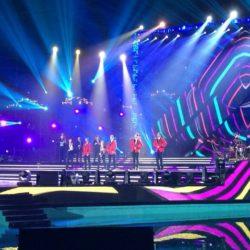 China Performance Jersey Boys