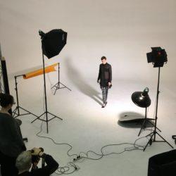 Songs for Girls photo shoot