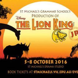 St-Michaels-Grammar-School-The-Lion-King-Jr